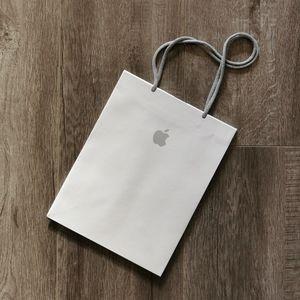 Apple Paper Shopping Bag